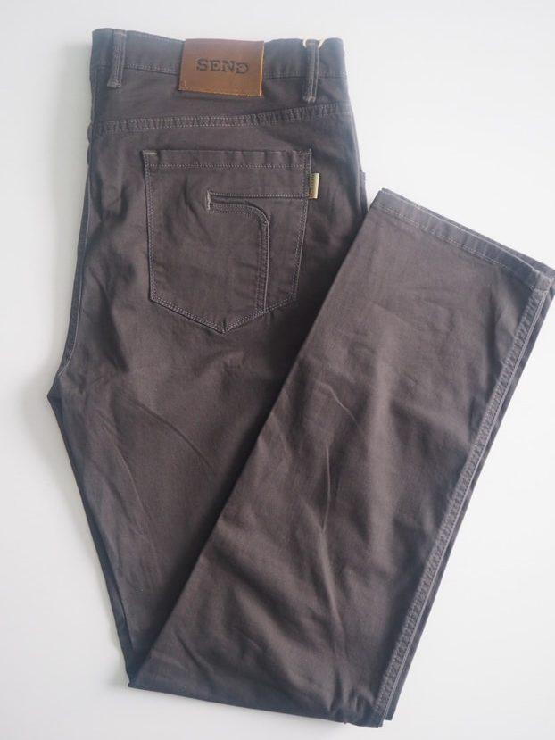 Charcoal Grey Khaki