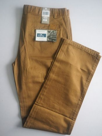 Ginger Brown Osprey Khaki