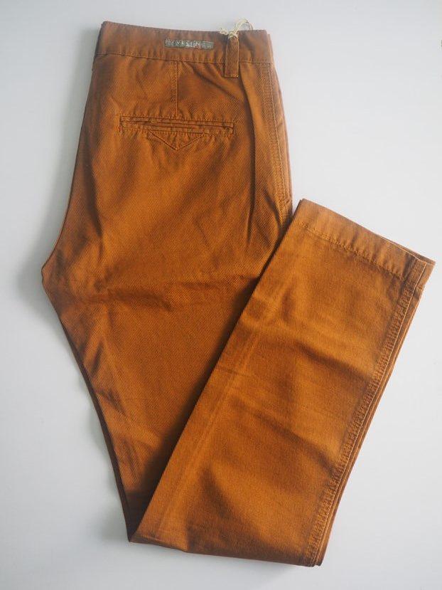Ginger Brown Khaki