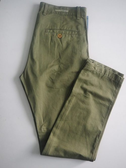 Jungle Green Veloni Khaki