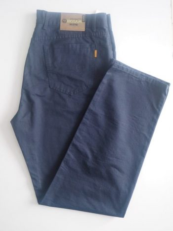 Navy Blue Big Sam Khaki