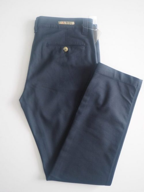 Navy Blue Send Khaki