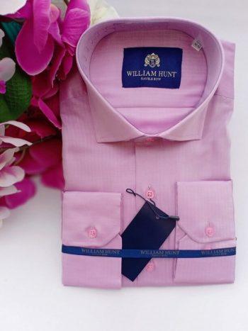 Dark pink shirt