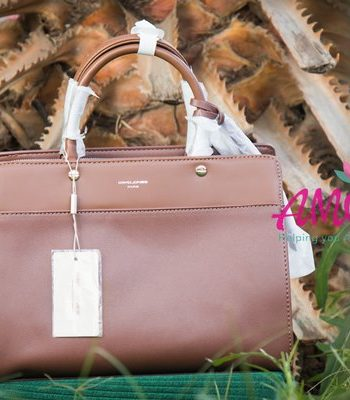 Brown David Jones bag