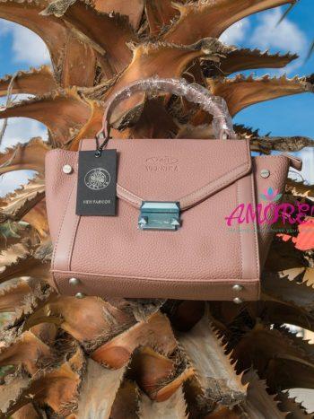 Pink Vernika sling bag