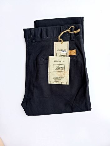 Navy blue Jerry chino pant