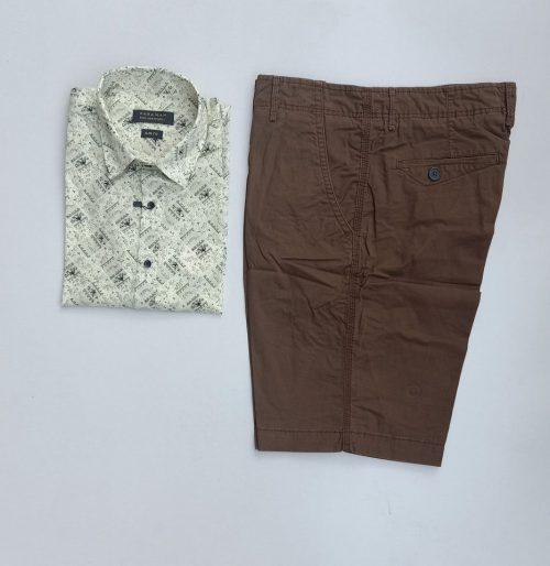 Short and 1 shirt 2