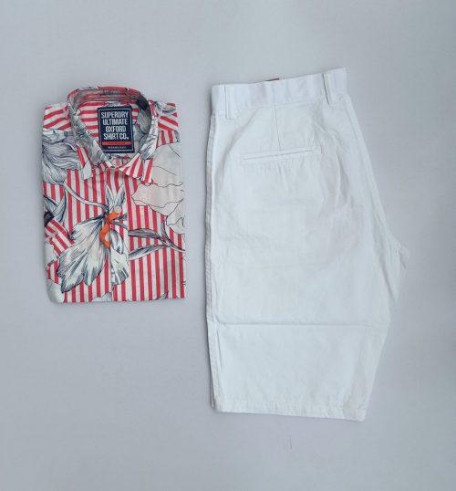Short and 1 shirt 3