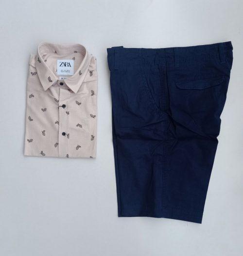 Short and 1 shirt 5