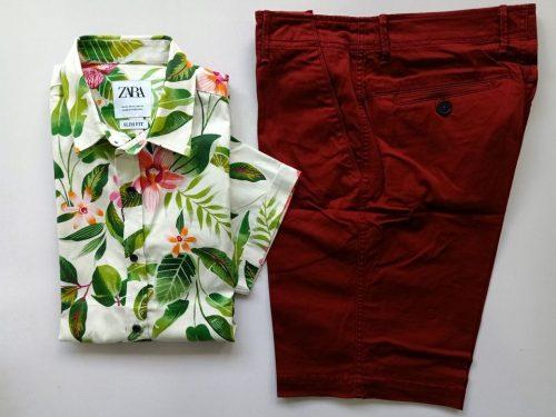 Short and 1 shirt 8
