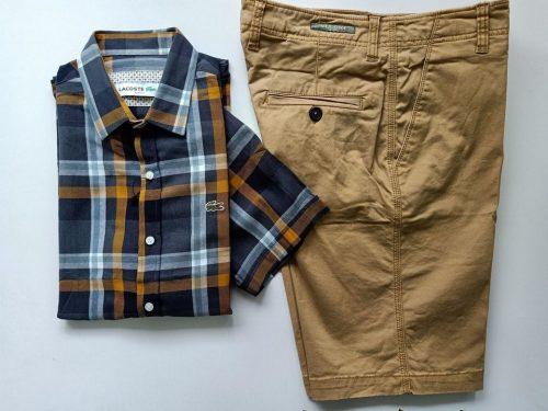 Short and 1 shirt 9