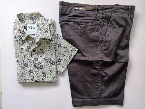Short and 1 shirt 11