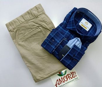 Shirt and Khaki Combo 24