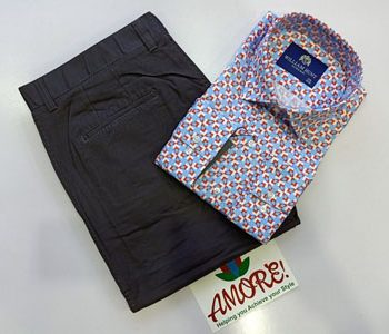 Shirt and Khaki Combo 2