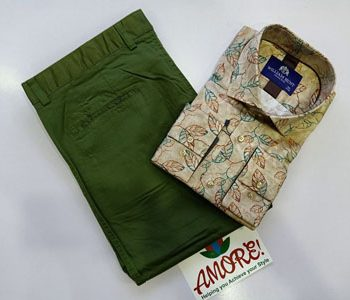 Shirt and Khaki Combo 5