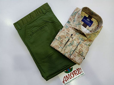 Shirt and Khaki Combo 5