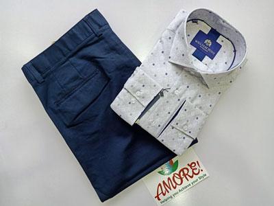 Shirt and Khaki Combo 6