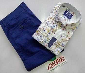 Shirt and Khaki Combo 12