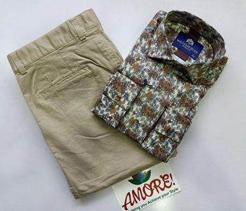 Shirt and Khaki Combo 15