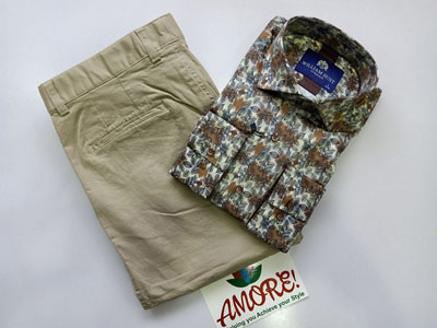 Shirt and Khaki Combo 15