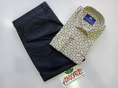 Shirt and Khaki Combo 20