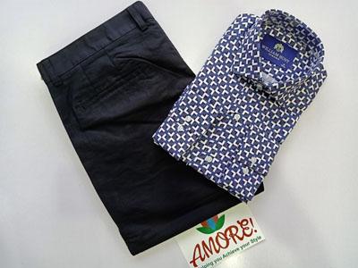 Shirt and Khaki Combo 22