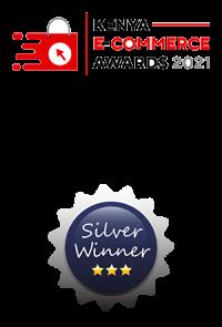 Silver winner E-commerce awards
